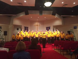 Our Savior Lutheran 50th Anniversary Music Festival December 2016